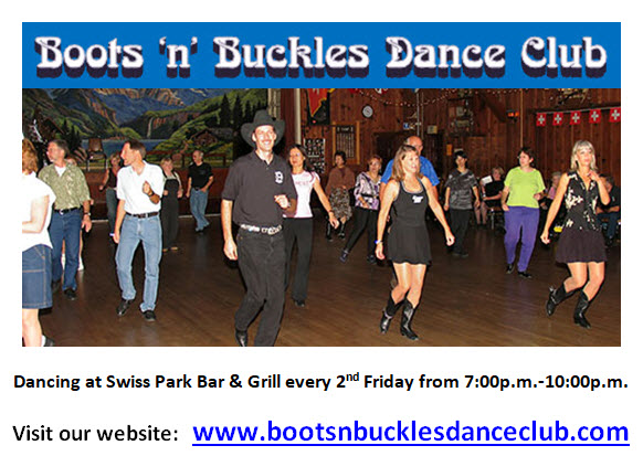 BOOTS & BUCKLES LINE DANCE
