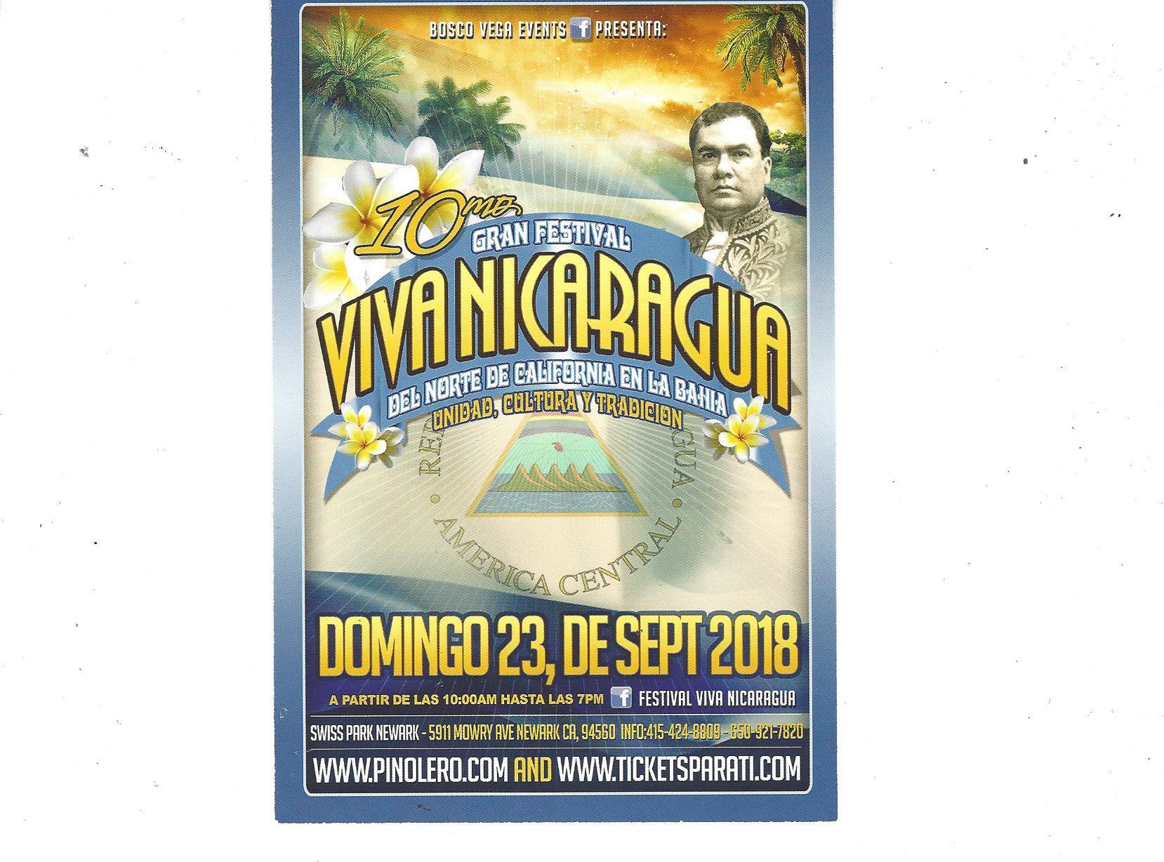 Nicaraguan Festival
