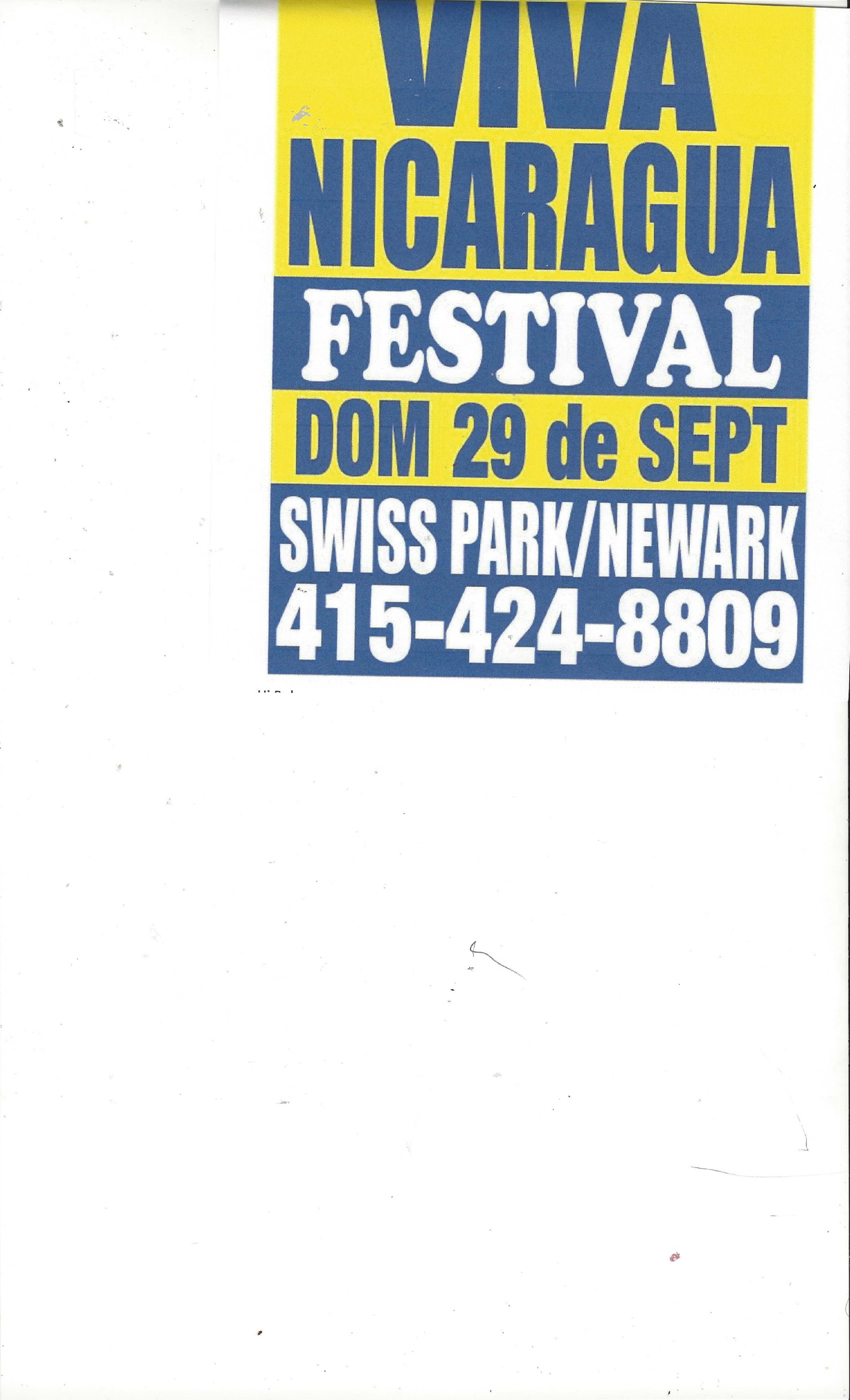 NICARAGUA FESTIVAL